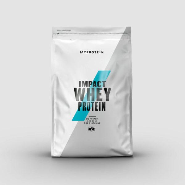 Hochwertiges Whey mit 21 g Protein pro Portion, um deinen täglichen Proteinbedarf zu decken.