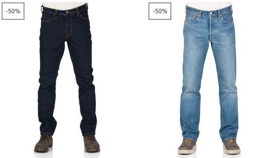 Jeans Direct 20 Prozent auf Alles zB Marken Jeans