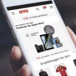 20€ Gutschein für Otto-Neukunden (MBW: 50€) + 1 Jahr Lieferflat