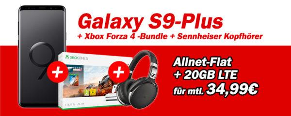 mediamarkt o2 free m galaxy s9 plus xbox sennheiser slider