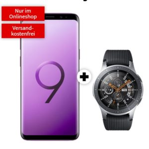 [TOP] 💥 D2 Allnet-Flat + 4GB LTE + Galaxy S9 Plus + Xbox One S / Galaxy Watch