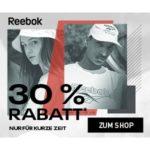 Tipp: 30% Gutschein auf den Reebok SALE, z.B. die Rapide Sneaker