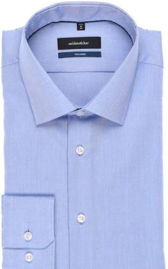 2019 06 05 11 44 02 Hochwertiges Seidensticker Tailored Hemd in der Farbe hellblau Strukturiert. De