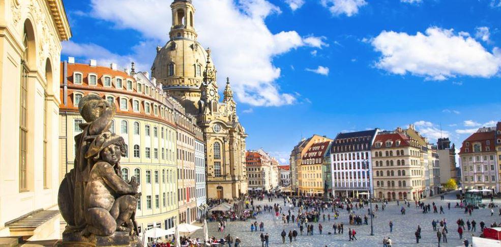 4 Sterne Hotel Wyndham Garden Dresden Deal