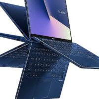 ASUS Zenbook Flip 13  FHD i5 8265U 8GB 256GB SSD Win10 blau UX362FA