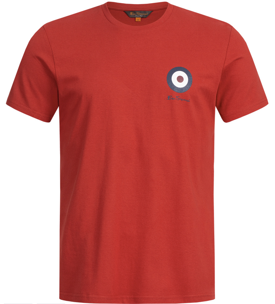 BEN SHERMAN Herren T Shirt 0059999A 550 Red SportSpar 2019 06 26 17 33 36