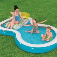 Bestway Family Pool Wellness