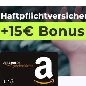 [TOP] 📢 *4 Monate GRATIS* Coya Haftpflicht-Versicherung ab 3,14€ mtl. + 15€ Bonus (tgl. kündbar)