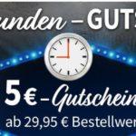 5€ Gutschein mit nur 29,95€ MBW bei Digitalo