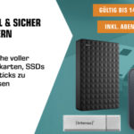 Saturn Speicher-Deals, z.B. SanDisk Ultra 3D - SSD mit 512GB