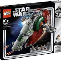 LEGO 75243 Star Wars Slave I 20 Jahre LEGO Star Wars LEGO Star Wars myToys 2019 06 18 11 06 45