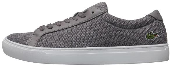 Lacoste Herren L 12 12 CAM Sneakers Graumeliert 2019 06 19 10 49 13