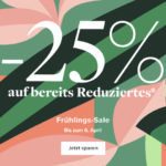 Home24 🛋 25% Extra-Rabatt für den Sale, z.B. Massivholzbett, Sofas & TV Boards