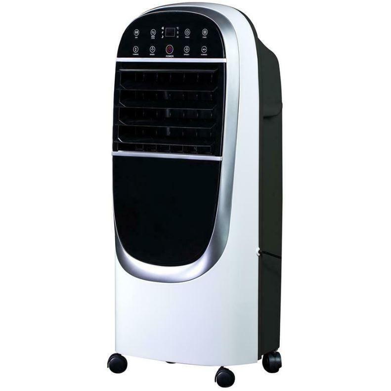 OZEANOS OT EC 1200 mobiler Verdunstungskuehler Ionisator 72m Fernbedienung