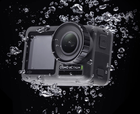 [Endet heute] DJI Osmo Action-Cam mit 4K HDR 🎥🏄♂️ (inkl. 3 Akkus!)