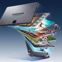 Samsung MZ 76Q1T0BW SSD 860 QVO