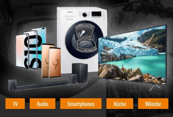 Saturn MwSt Rabatt auf Samsung