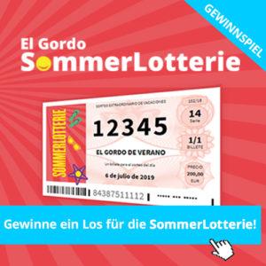 Gewinnspiel 🎁🍀 1x El Gordo Los im Wert von 200€ (bis 05.07.)