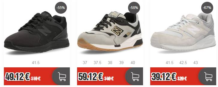 Top12 New Balance Sneaker. Salejpg