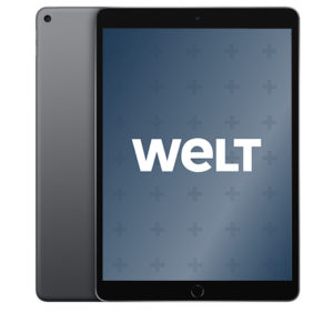 "[TOP] 24 Monate ""Welt Plus Gold"" + Tablet, z.B. Apple iPad Air (64GB)"