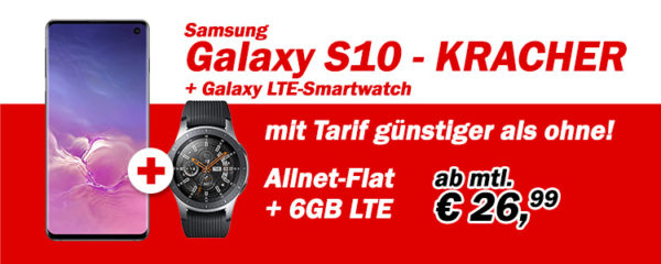 mediamarkt galaxy s10 watch 6gb lte green vf slider