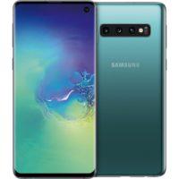 samsung galaxy s10 smartphone 15 51 cm 6 1 zoll 128 gb speicherplatz gruen