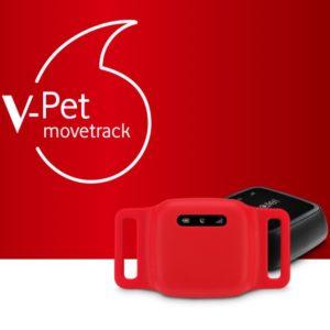 Vodafone V-Bag movetrack 🐶 Smarter GPS-Tracker für eff. 2,94€ inkl. V-Sim