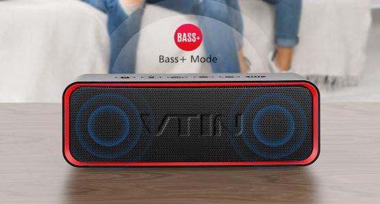 2019 07 10 14 40 03 VTIN R2 Bluetooth Lautsprecher Tragbarer Dual Drive Bass Musikbox Unterstuetzun