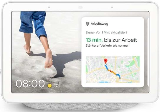 2x Google Nest Hub bei Tink 2