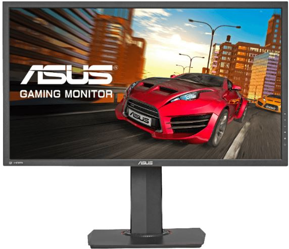ASUS MG28UQ 28 Zoll UHD 4K Gaming Monitor 1 ms Reaktionszeit FreeSync 60 Hz