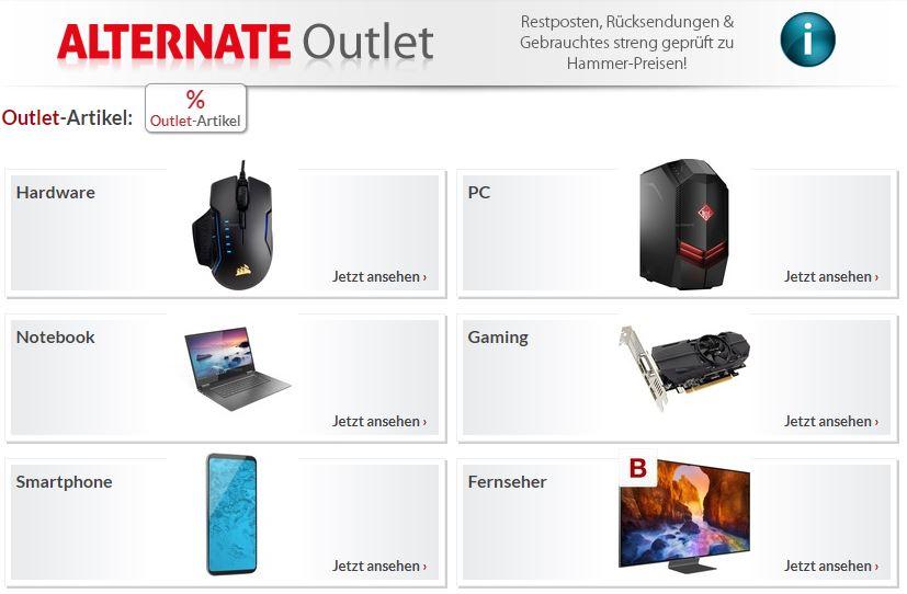 Alternate Outlet 1