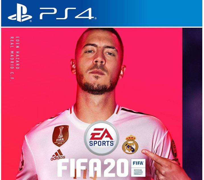 FIFA 20 PS4 NEU OVP Vorbestellung