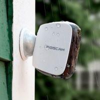 Foscam B1 WLAN FULL HD mit wiederaufladbarem Akku berwachungskamera