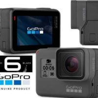 GoPro Hero 6 Black 4K ActionCam