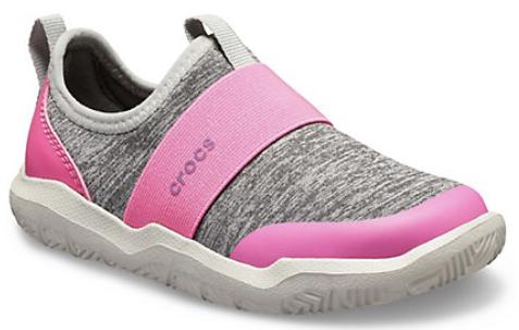 Kids Swiftwater Easy On Heathered Shoe Crocs 2019 07 15 11 58 05