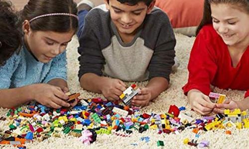 Lego 10717 Extragrosse Steinebox