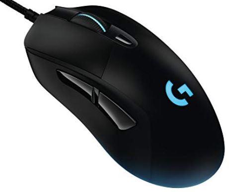 Logitech G403 kabelgebundene optische Gaming Maus
