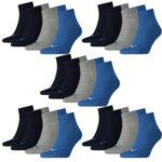 15 Paar Puma Quarter Socken