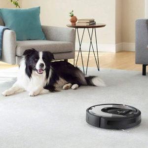 Roomba i7158 💨 🐈 Staubsaugroboter (mit App, Alexa & Google)