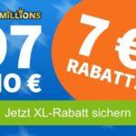 🍀 Euro Millions System-Chance XL mit 97 Mio € Jackpot (auch für BK)
