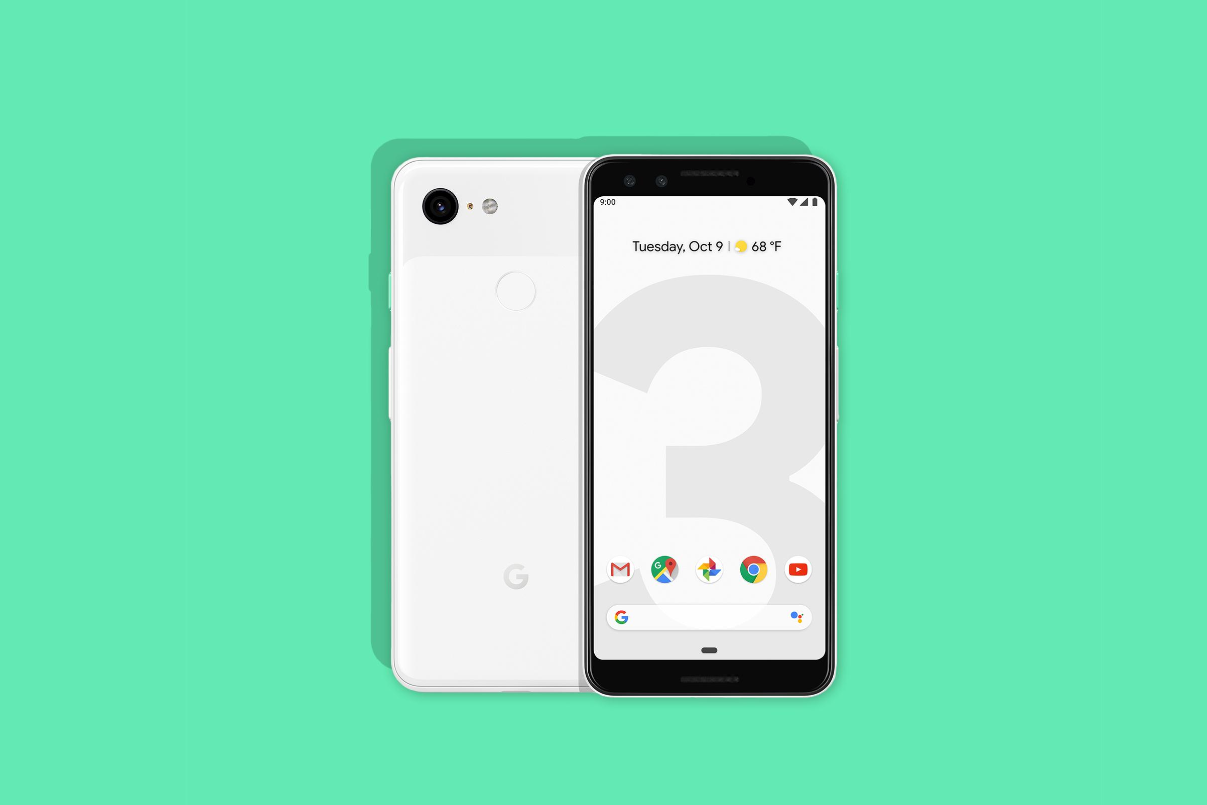 google pixel 3 tech review