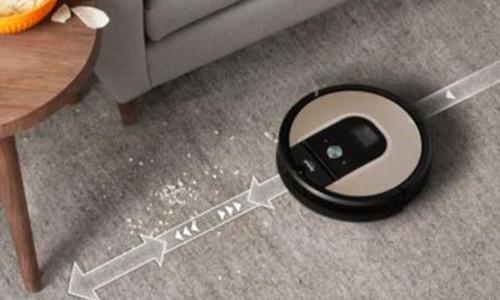 iRobot Roomba 966 Staubsaugroboter mit iRobot Wischroboter