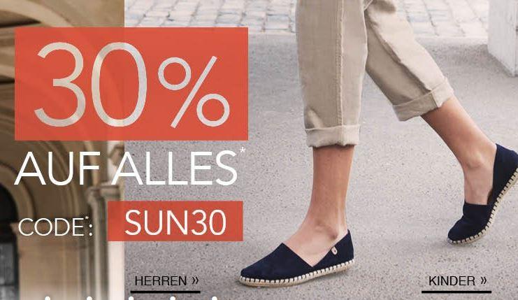 30% Rabatt bereits reduzierte Schuhe Sneaker, Boots