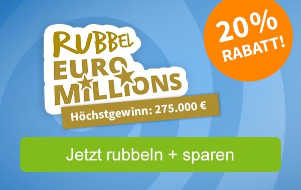 rubbel euromillions Lottohelden