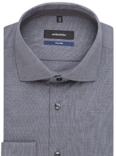 2019 09 27 16 17 31 Herren Buegelfreies Fil a fil Business Hemd in Tailored mit 1