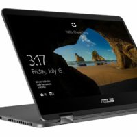 Asus Zenbook Flip 14 Touch Convertible mit 256GB SSD usw.