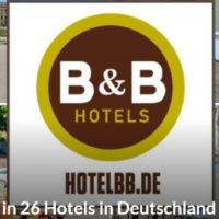 B and B Hotels Hotel Gutschein
