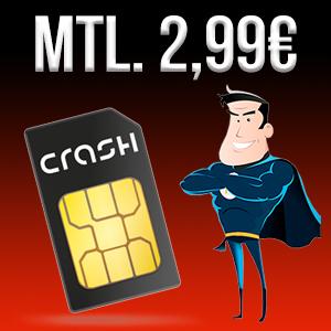 Crash 299 Titelbild