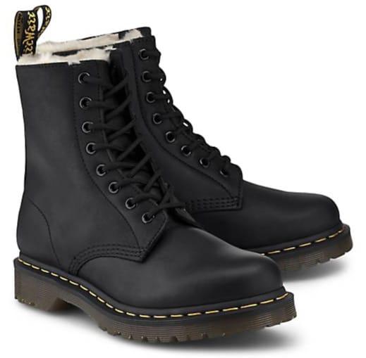 Dr. Martens Schnuer Boots 1460 SERENA schwarz  GOERTZ   48581201 2021 01 14 15 11