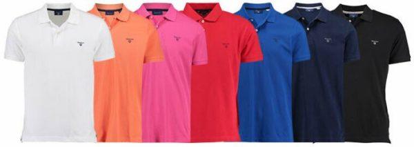 Gant Herren Poloshirt The Summer Pique 1